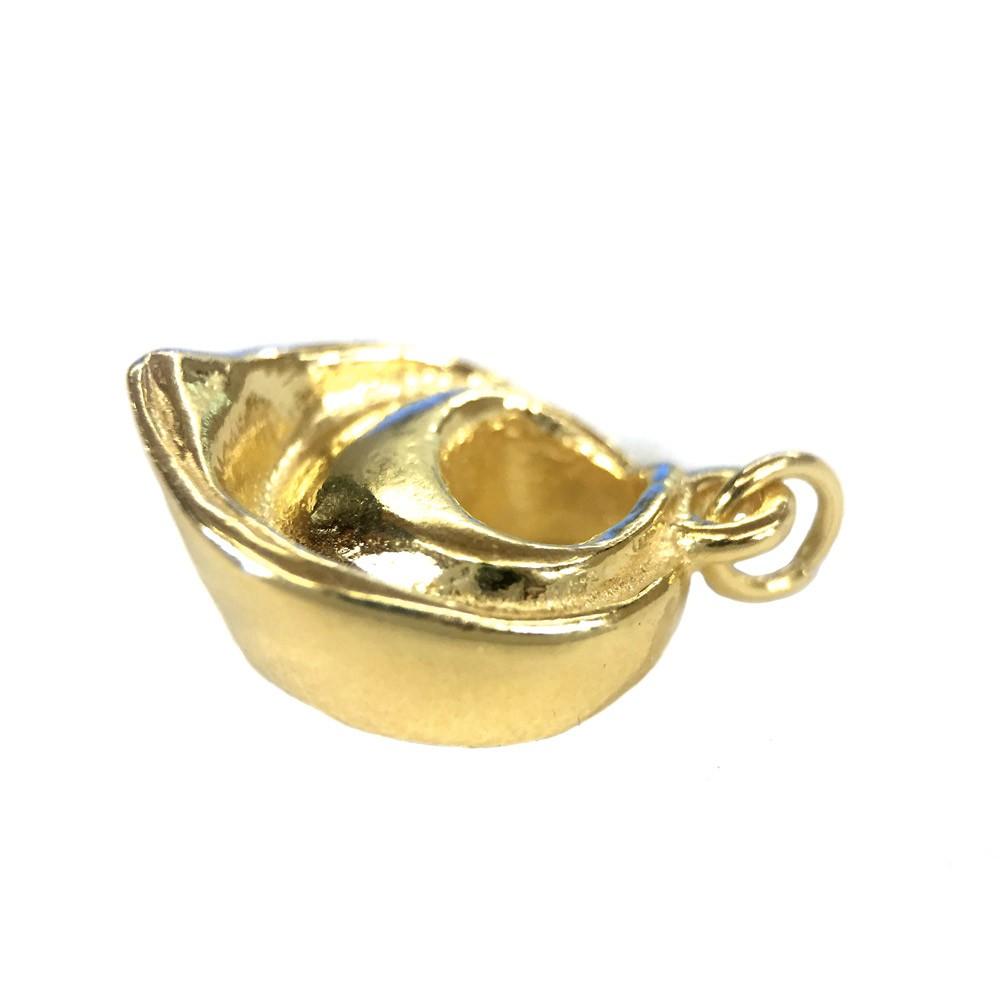 Tortellinoart - ciondolo Tortellino placcato Oro Giallo